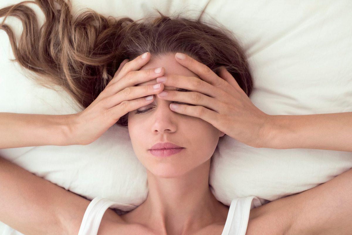 The pressure headaches prior to orgasm