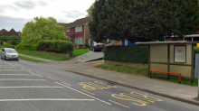 Manhunt after suspect 'attempted to abduct' two 11-year-old schoolgirls near Orpington bus stop