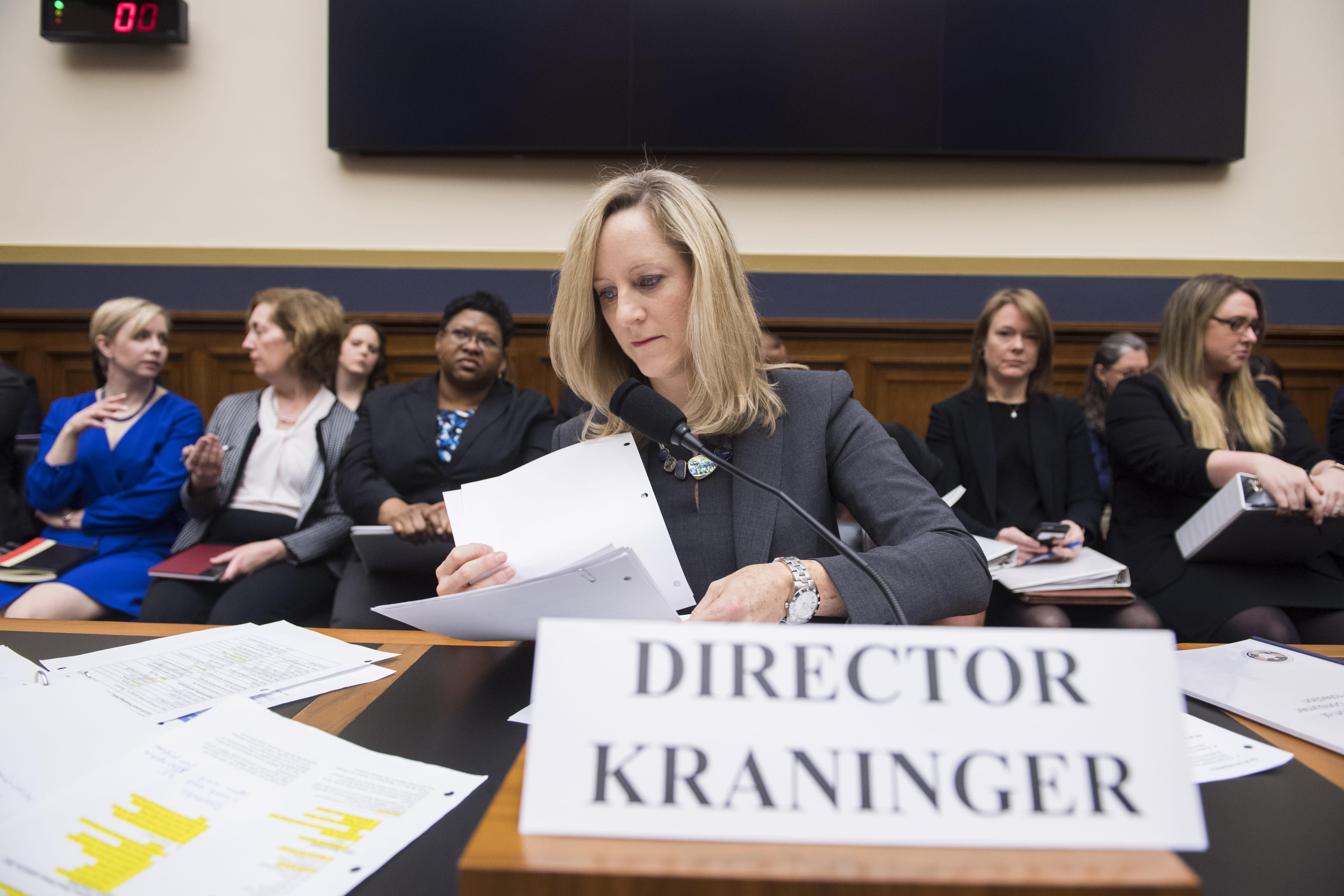 Consumer watchdog now downplaying a major Obama-era tool