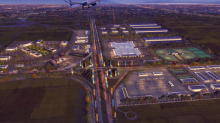 Details on proposals for airport land revealed
