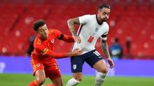 Calvert-Lewin leads trio of 1st-time England scorers v Wales