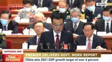 Congresso nazionale del popolo a Pechino, governo fissa obiettivi