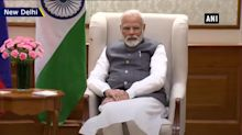 PM Modi meets Russian Foreign Minister in Delhi