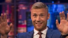 Flintoff once accidentally exposed his penis in a cafe