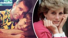 Today presenter's son thinks he is Princess Diana reborn
