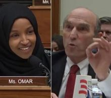 Trump Venezuela envoy interrogated by Ilhan Omar over his role in Iran-Contra scandal