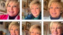 Karina, instagrammer por sorpresa durante la cuarentena
