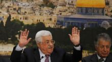 Palestinian President Abbas leaves U.S. hospital and will return home, official says