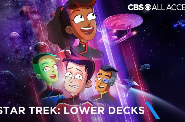 'Star Trek: Lower Decks' shows what happens far below the bridge