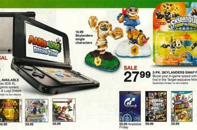 Report: Mario and Luigi: Dream Team 3DS XL bundle incoming