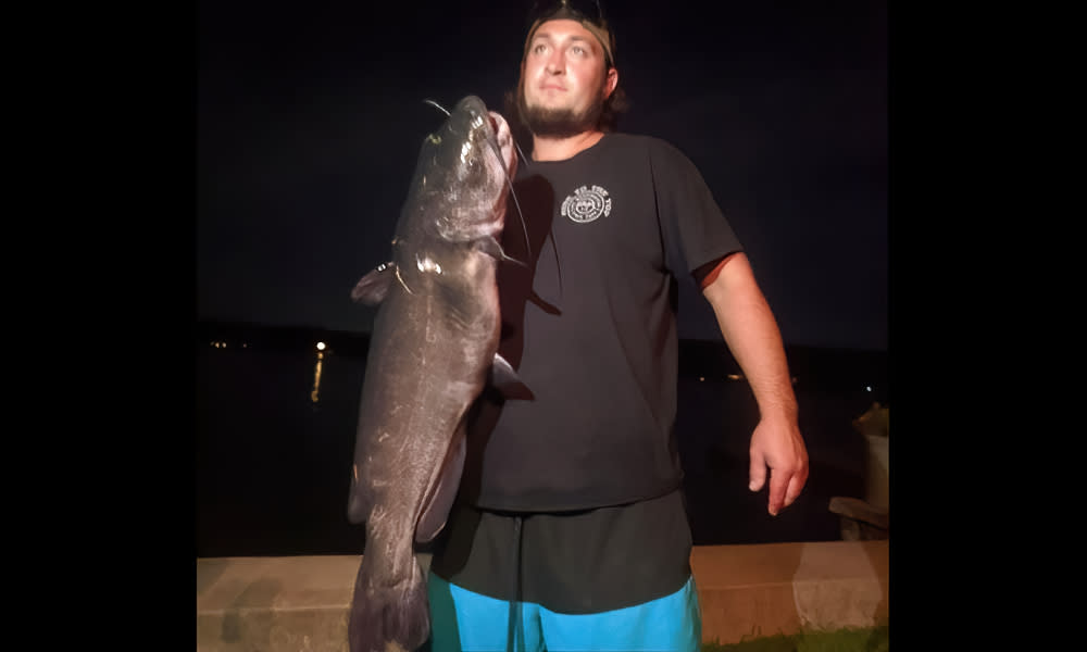 Connecticut angler's catfish record revoked; state issues apology - Yahoo Sports
