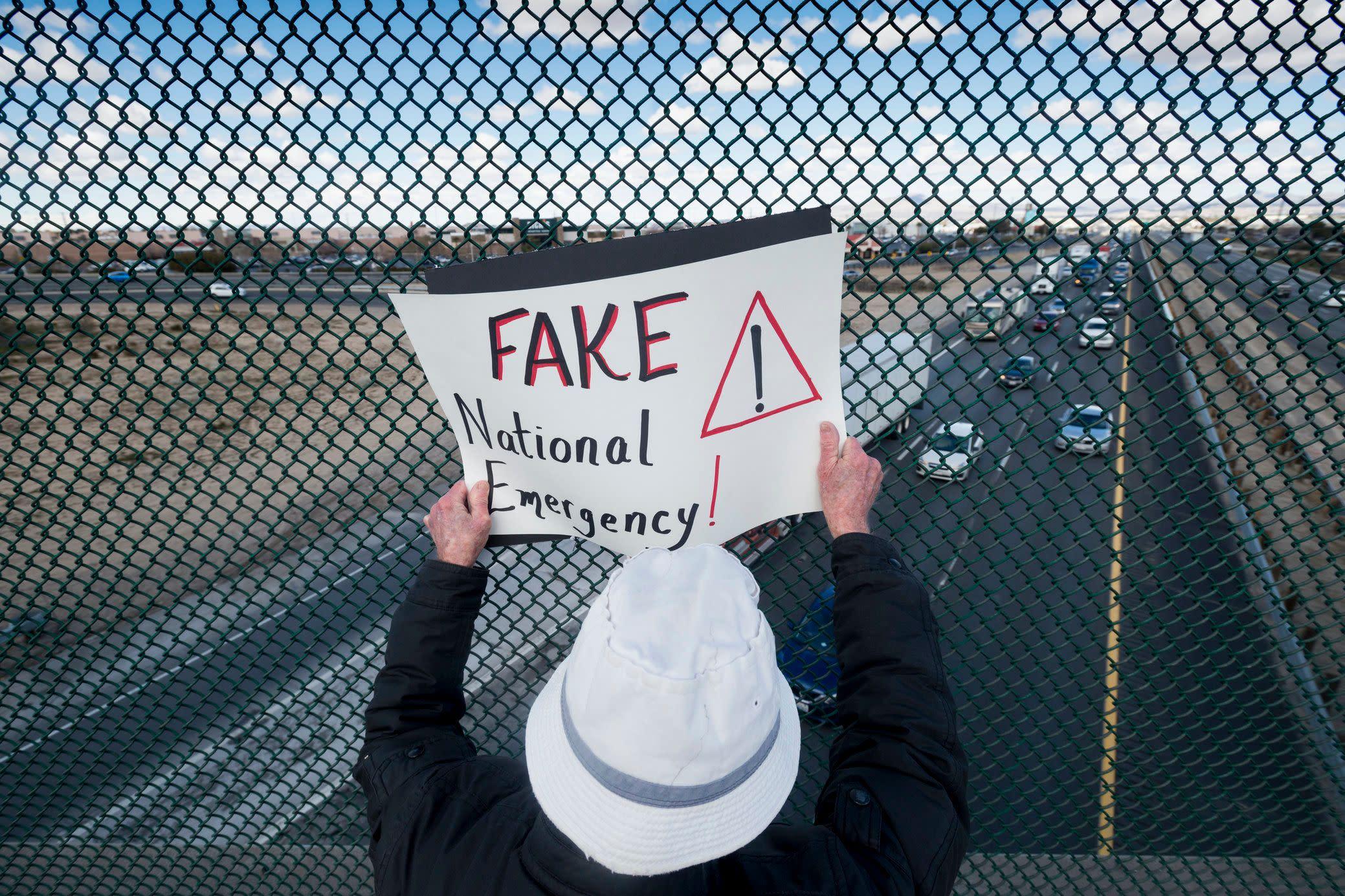 Morning Brief: 16 states sue Trump over emergency wall declaration