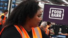 Lizzo Helps Out At Foodbank For Wildfire Relief During Australian Tour Stop