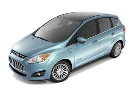 Ford's 2013 C-Max Energi rolls out 95 MPGe, arrives later this fall
