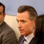 """Shame On Them"": California Governor Defies Trump over Shutdown TSA Workers"