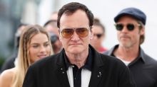 Quentin Tarantino Snaps at Reporter When Asked About Margot Robbie's Limited Role in 'Once Upon a Time in Hollywood'