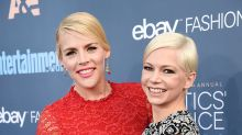 Busy Philipps and Michelle Williams Pose in Porta-Potty at Critics' Choice Awards
