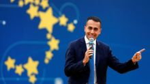 Five-Star leader says he will defend Italy's euro membership