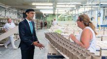 Coronavirus: UK chancellor says 'job done' on furlough despite rising unemployment