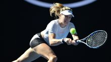 Forget about the past, resurgent Bouchard says at Australian Open