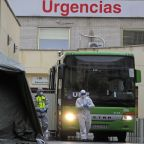 Coronavirus: Spain records 'world's highest number of COVID-19 deaths in a day'