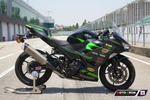 【好物推薦】NINJA400 競賽改裝專題 MOTO-TRON RACING