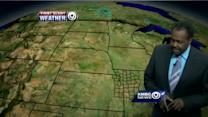 Strongest storms likely to move south, north of KC