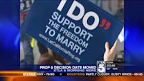 No Ruling Yet From Supreme Court on Prop 8