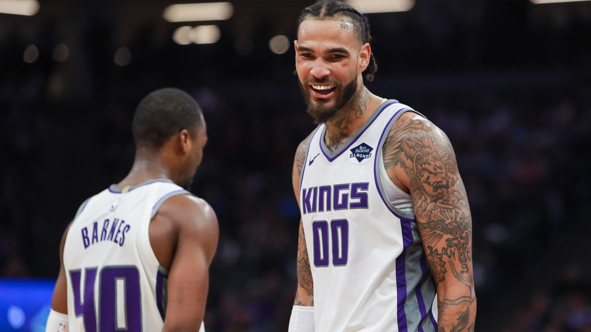 Willie Cauley-Stein couldn't say no to playing with Steph Curry, Warriors