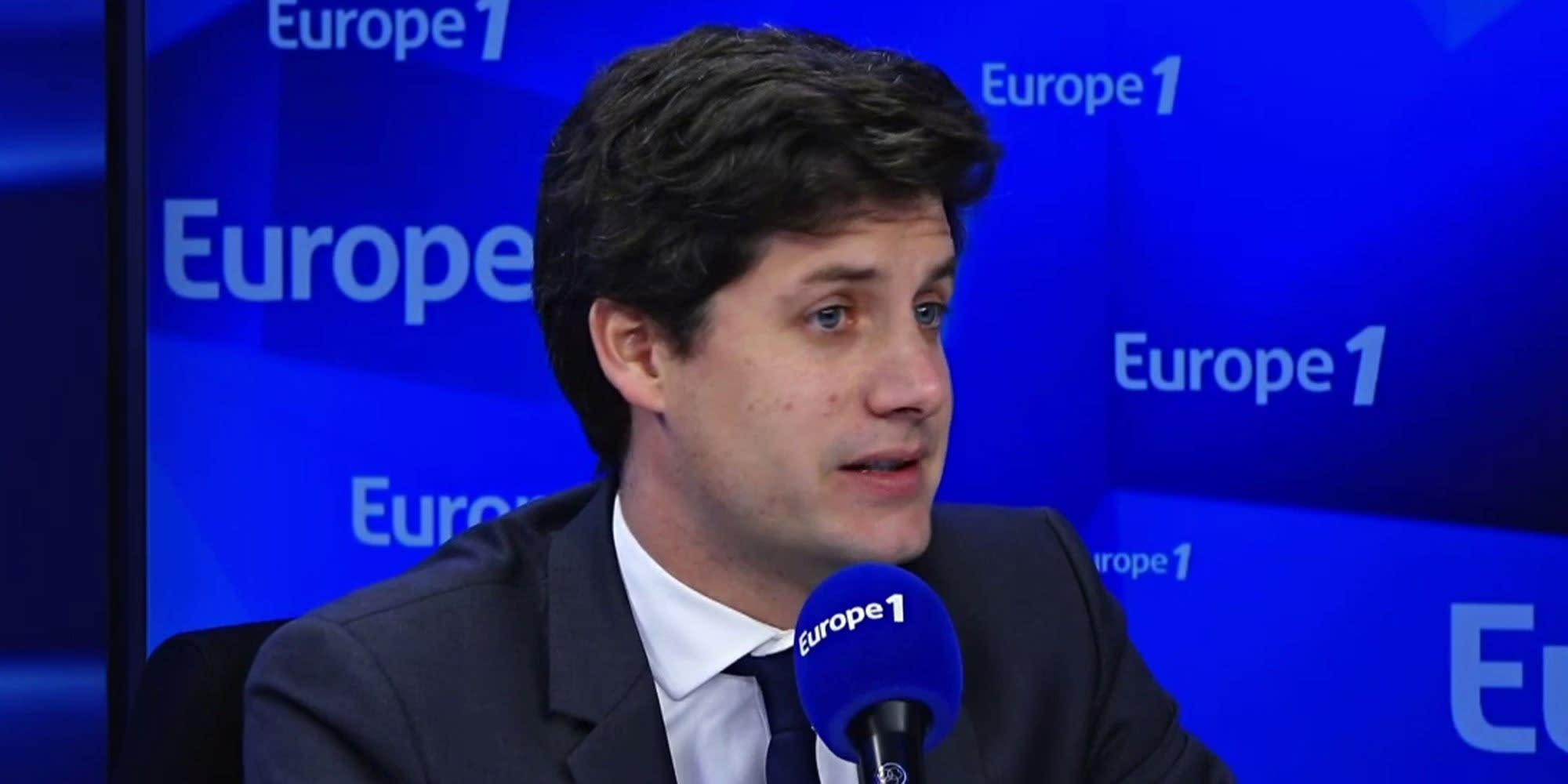 Julien Denormandie est l'invité de Thierry Dagiral samedi à 8h15