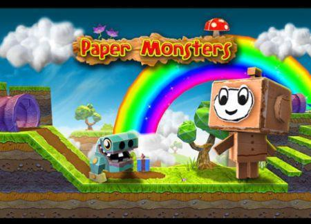 Daily iPad App: Paper Monsters