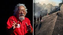 'What a mess': David Suzuki rates the planet's chances of survival