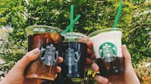 Starbucks is launching two new 'healthier' drinks in the UK