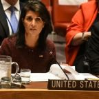 U.S. envoy Haley: Russia interference in elections is 'warfare'