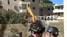 School Building in East Jerusalem Refugee Camp Demolished Following Objections by Israeli Authorities