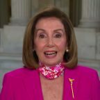 Nancy Pelosi says she could have fought Capitol rioters