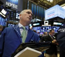 Stocks sink to 8-month lows on China fears; J&J nosedives