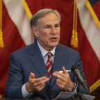 Texas governor Greg Abbott says outdoor sports arenas can be at 25 percent capacity this summer