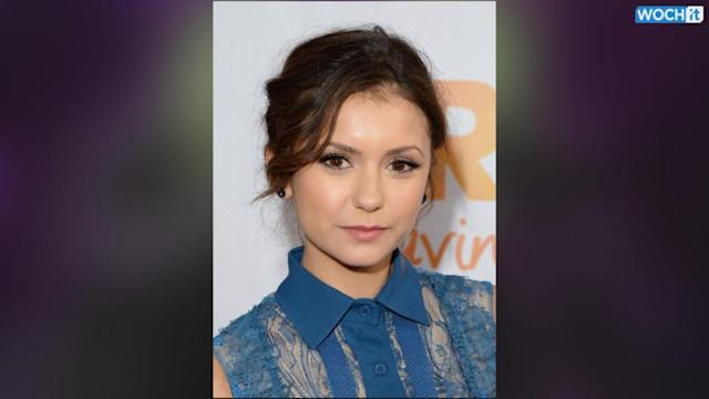 Vampire Diaries' Nina Dobrev: I Was Bullied When I Was Younger