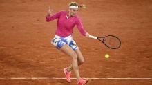 Roland-Garros (F) - Roland-Garros: Petra Kvitova écarte Zhang Shuai et passe en quarts