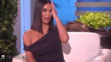 Tearful Kim Kardashian says she's a 'different person' in first TV interview since Paris robbery ordeal