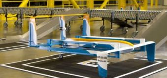 Amazon To Test Drones In UK After Rules Lifted