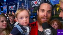 'American Ninja Warrior' contestant adopts abandoned special-needs baby after own baby dies
