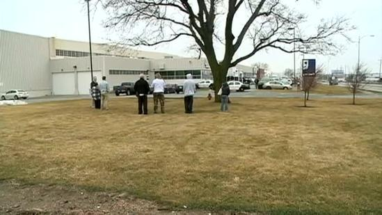 Suspicious device found at Goodwill