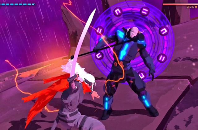 'Furi' unleashes nothing but boss battles on PS4 and Steam this July