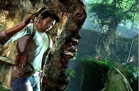 Uncharted 1 and 2 discover PSN on June 26