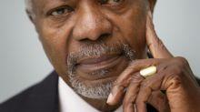 Mundo reage à morte do ex-secretário-geral da ONU Kofi Annan