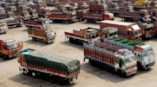 Lakhs of trucks go off roads, food prices might increase