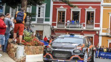 Rallye - ERC - Rome - Lukyanuk en chasse