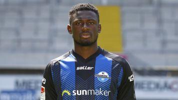 Jamilu Collins makes Bundesliga debut in Paderborn loss to Bayer Leverkusen